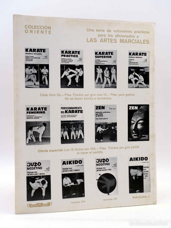 Coleccionismo deportivo: REVISTA LAS PESAS FISICO CULTURISMO Y HALTEROFILIA 114. SERGIO OLIVA (VVAA) Alas, 1973. IFBB - Foto 2 - 180152100