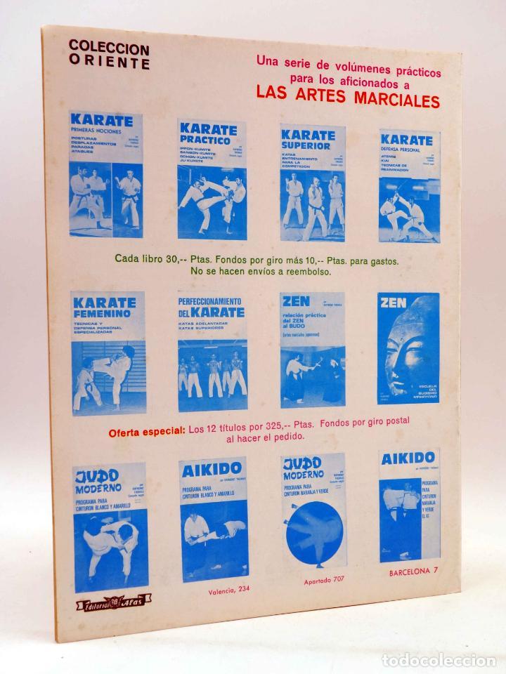 Coleccionismo deportivo: REVISTA LAS PESAS FISICO CULTURISMO Y HALTEROFILIA 117. SALVADOR RUIZ (VVAA) Alas, 1973. IFBB - Foto 2 - 141685160