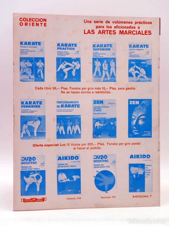 Coleccionismo deportivo: REVISTA LAS PESAS FISICO CULTURISMO Y HALTEROFILIA 125. AHMET ENULU (VVAA) Alas, 1974. IFBB - Foto 2 - 180152070