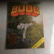 Coleccionismo deportivo: REVISTA ARTES MARCIALES , BUDO Nº 22. Lote 142944892