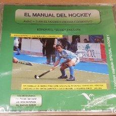 Coleccionismo deportivo: EL MANUAL DEL HOCKEY / EZEQUIEL ZEKE PAULON / CD ROM / ARG TEAM / PRECINTADO.. Lote 143307102