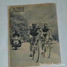 Coleccionismo deportivo: CICLISTAS BAHAMONTES 1958. Lote 143310438