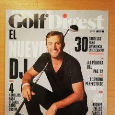 Coleccionismo deportivo: GOLF DIGEST / JUNIO 2015 / Nº 207. Lote 143351318