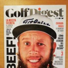 Coleccionismo deportivo: GOLF DIGEST / OCTUBRE 2016 / Nº 223. Lote 143351330