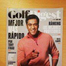 Coleccionismo deportivo: GOLF DIGEST / NOVIEMBRE 2015 / Nº 212. Lote 143351346
