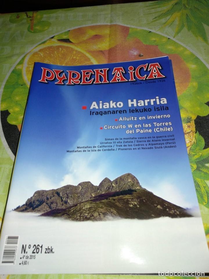 Circuito W : Revista de montaña pyrenaica circuito w torres buy old sport