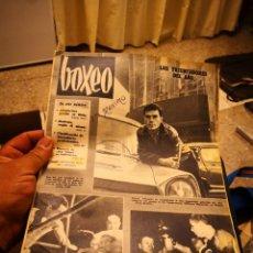Coleccionismo deportivo: REVISTA BOXEO.NUMERO 93 1ª QUINCENA 1966. . Lote 145653666