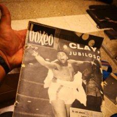 Coleccionismo deportivo: REVISTA BOXEO.NUMERO 91 1ª QUINCENA 1965. . Lote 145653838