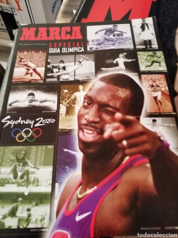 JUEGOS OLÍMPICOS SIDNEY 2000. GUIA MARCA (Coleccionismo Deportivo - Revistas y Periódicos - otros Deportes)