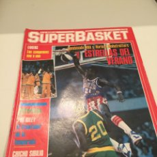 Coleccionismo deportivo: REVISTA SUPER BASKET NÚMERO 18 AGOSTO 1987. Lote 146294418