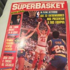 Coleccionismo deportivo: REVISTA SUPER BASKET NÚMERO 22 DICIEMBRE 1987. Lote 146295358