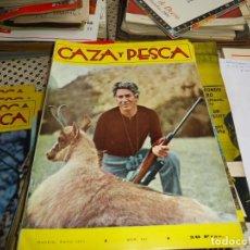 Coleccionismo deportivo: CAZA Y PESCA. Lote 146973370