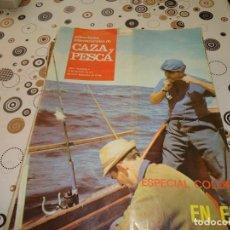Coleccionismo deportivo: SELECCIONES INTERNACIONALES DE CAZA Y PESCA. Lote 146973546