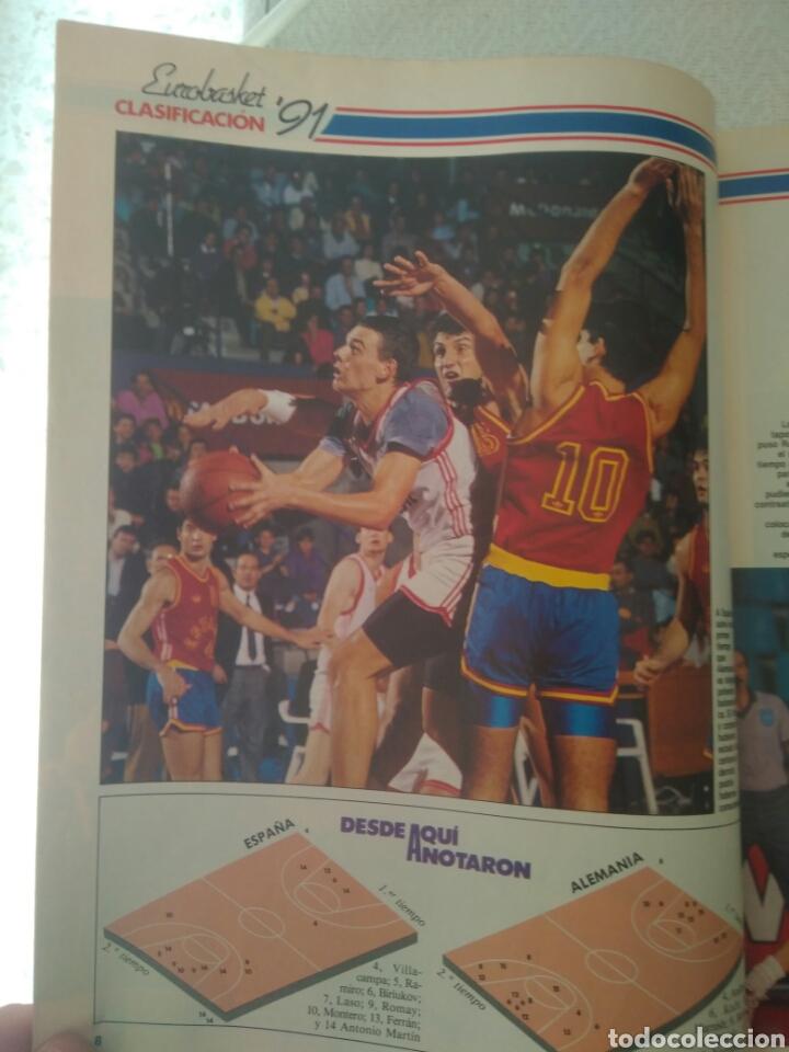 Coleccionismo deportivo: REVISTA GIGANTES DEL BASQUET.N 213.4DICIEMBRE 1989.ESPECIAL ALL STAR89.VER FOTOS - Foto 2 - 211263534