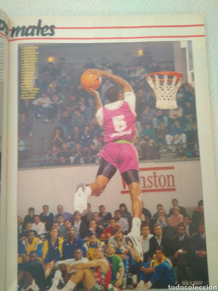 Coleccionismo deportivo: REVISTA GIGANTES DEL BASQUET.N 213.4DICIEMBRE 1989.ESPECIAL ALL STAR89.VER FOTOS - Foto 3 - 211263534