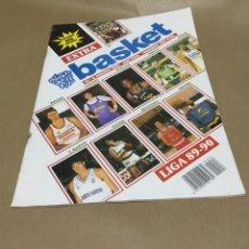 Coleccionismo deportivo: EXTRA DON BASKET NÚMERO 6 EXCELENTE ESTADO 1989. Lote 147900470
