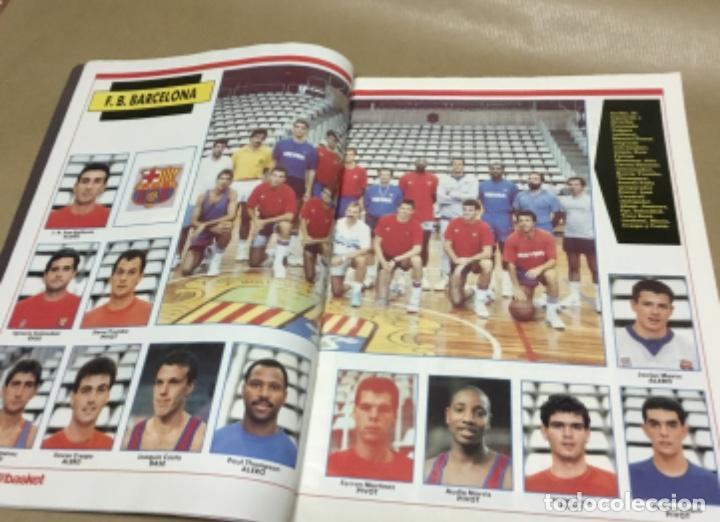 Coleccionismo deportivo: Extra don basket número 6 excelente estado 1989 - Foto 5 - 147900470