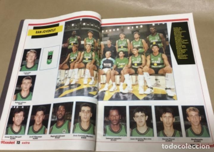 Coleccionismo deportivo: Extra don basket número 6 excelente estado 1989 - Foto 7 - 147900470