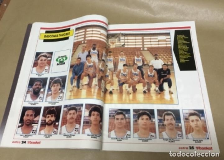 Coleccionismo deportivo: Extra don basket número 6 excelente estado 1989 - Foto 10 - 147900470