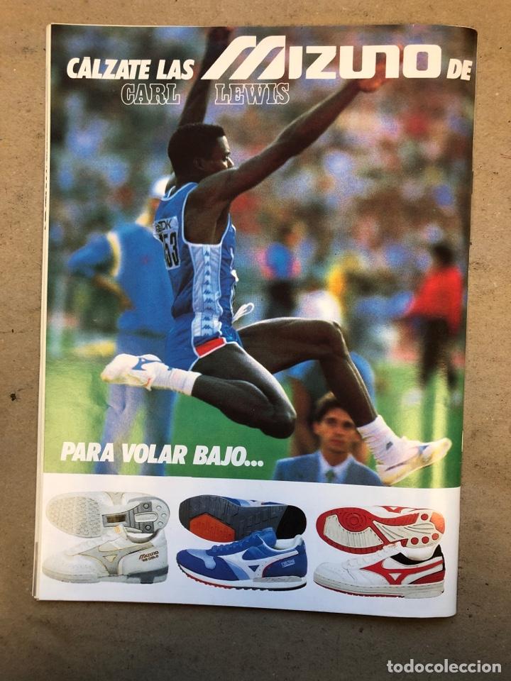 Coleccionismo deportivo: BASKET 16 N° 64 (1988). POSTER LARRY BIRD SEGÚN GALLEGO, NBA ISIAH VS WILKINS,.. - Foto 4 - 149491666