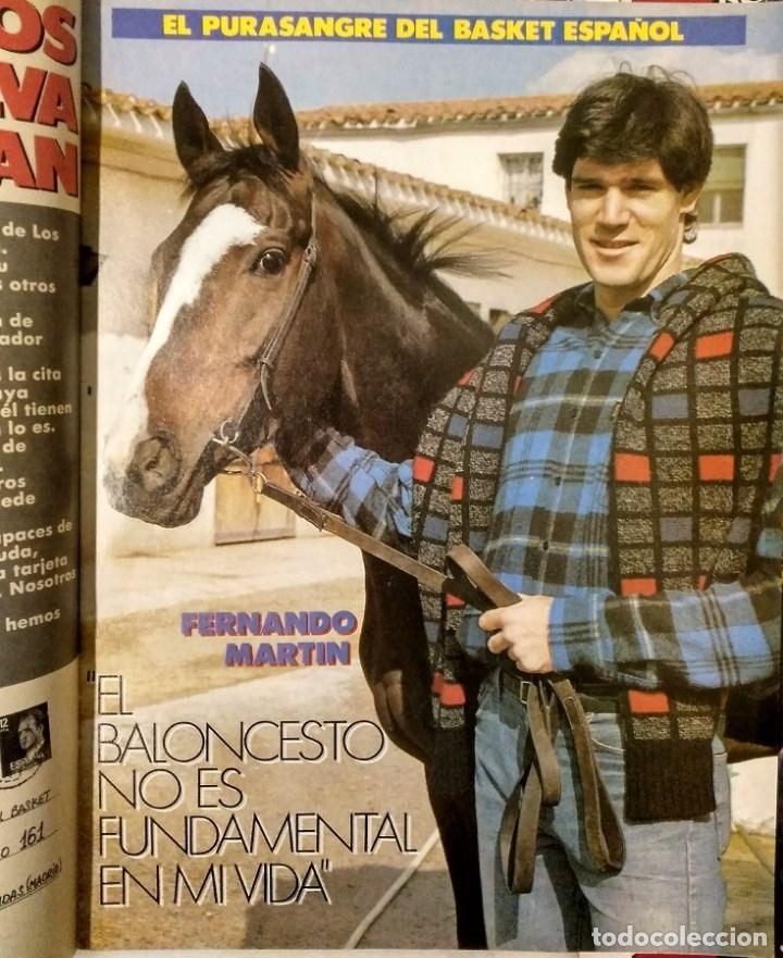 Coleccionismo deportivo: Fernando Martín - Coleccionable de Gigantes (2000) + Muerte (1989) + otras - Foto 19 - 130140043