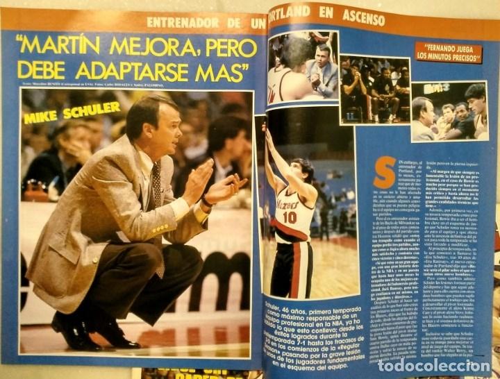 Coleccionismo deportivo: Fernando Martín - Coleccionable de Gigantes (2000) + Muerte (1989) + otras - Foto 22 - 130140043