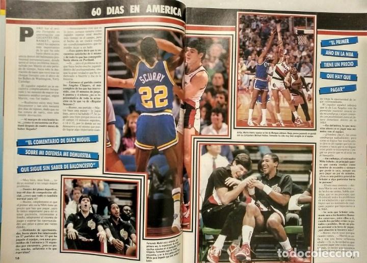 Coleccionismo deportivo: Fernando Martín - Coleccionable de Gigantes (2000) + Muerte (1989) + otras - Foto 24 - 130140043