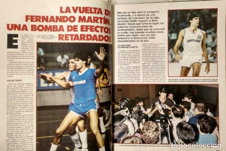 Coleccionismo deportivo: Fernando Martín - Coleccionable de Gigantes (2000) + Muerte (1989) + otras - Foto 27 - 130140043