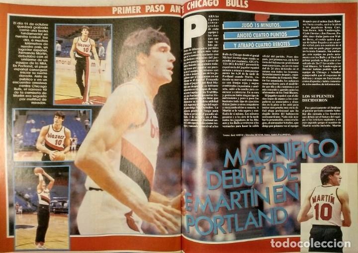 Coleccionismo deportivo: Fernando Martín - Coleccionable de Gigantes (2000) + Muerte (1989) + otras - Foto 28 - 130140043