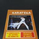 Coleccionismo deportivo: REVISTA KARATEKA. N° 1. ENERO 1986.. Lote 149801178