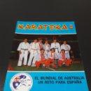 Coleccionismo deportivo: REVISTA KARATEKA. N° 8. SEPTIEMBRE 1986.. Lote 149803662
