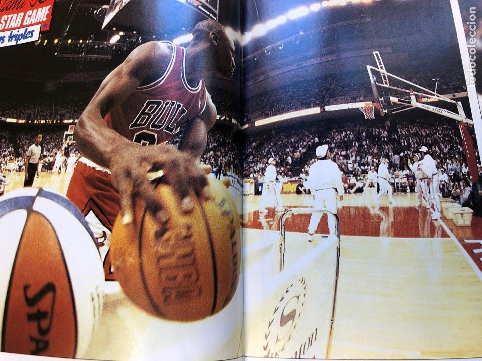 Coleccionismo deportivo: SÚPER BASKER N° 20 (1990). ESPECIAL ALL STAR MIAMI '90, POSTER EWING,.. - Foto 9 - 149930292