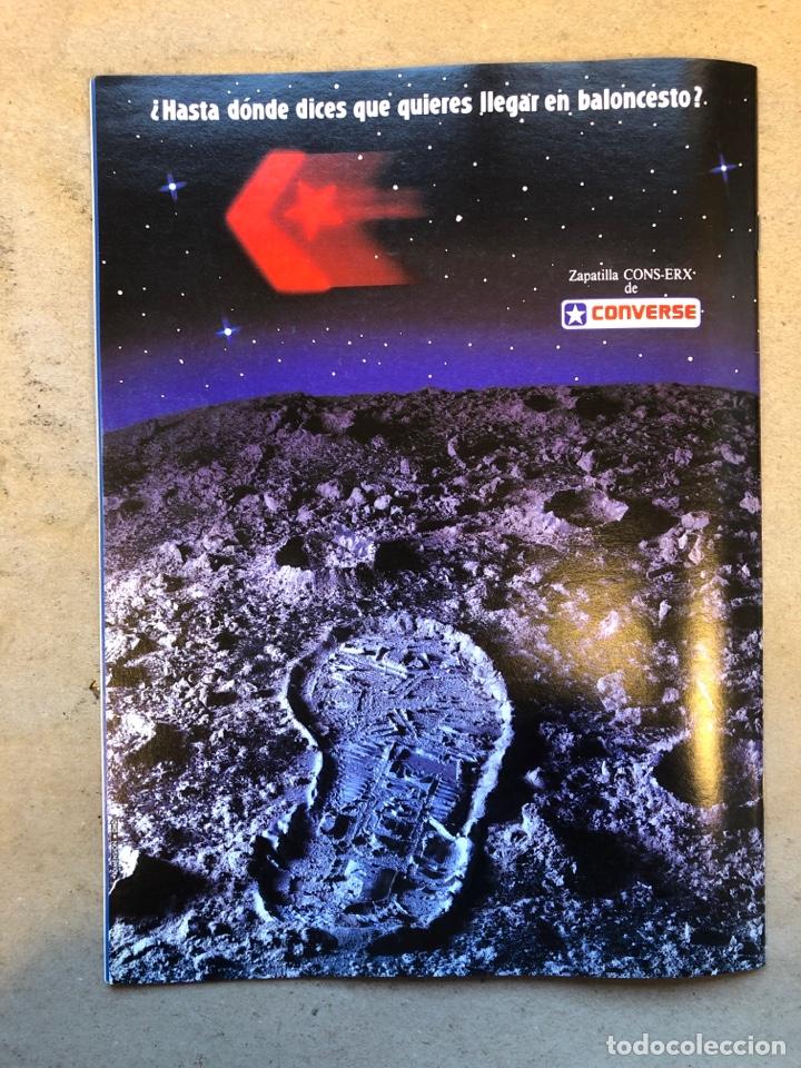 Coleccionismo deportivo: SÚPER BASKER N° 20 (1990). ESPECIAL ALL STAR MIAMI '90, POSTER EWING,.. - Foto 13 - 149930292