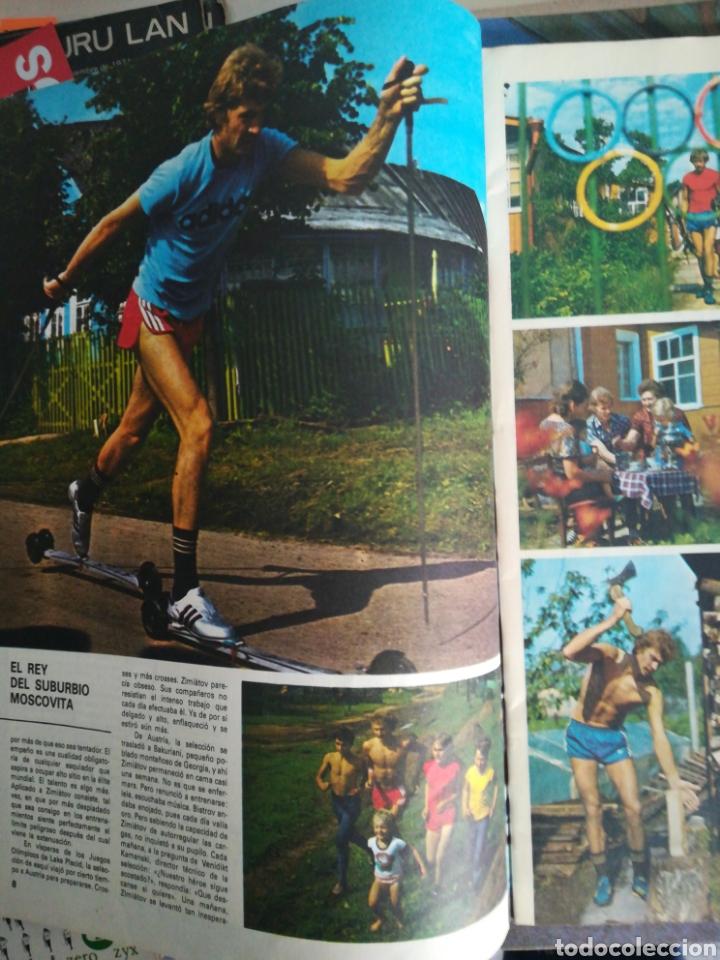 Coleccionismo deportivo: El deporte en la Urss 1980 - Foto 2 - 150763120
