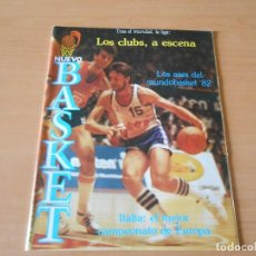 Coleccionismo deportivo: REVISTA NUEVO BASQUET, Nº 79 6 OCTUBRE 1982, LOS ASES DEL MUNDOBASKET 82. Lote 151383866