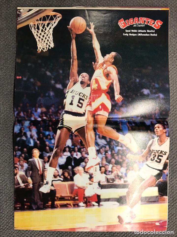 Coleccionismo deportivo: BASKET. Revista de Baloncesto GIGANTES No.111 (Diciembre de 1987) - Foto 2 - 151426037