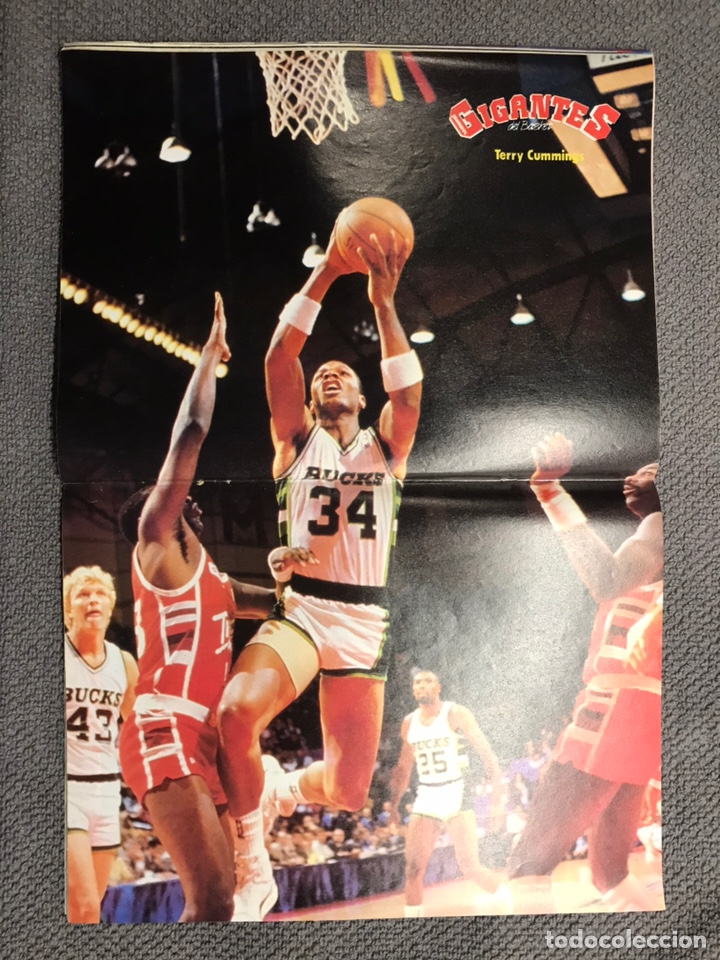 Coleccionismo deportivo: BASKET. Revista de Baloncesto GIGANTES No.105 (Noviembre de 1987) - Foto 2 - 151428581