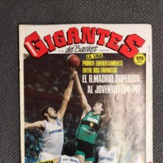 Coleccionismo deportivo: BASKET. REVISTA DE BALONCESTO GIGANTES NO.102 (OCTUBRE DE 1987). Lote 151429362