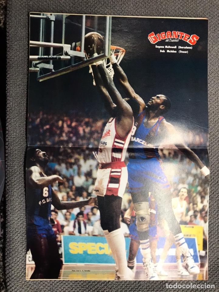 Coleccionismo deportivo: BASKET. Revista de Baloncesto GIGANTES No.101 (Noviembre de 1987) - Foto 2 - 151430040