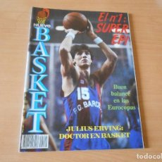Coleccionismo deportivo: REVISTA NUEVO BASQUET, Nº 129, FEBRERO 1985, EL Nº 1: SUPER EPI. Lote 151482350