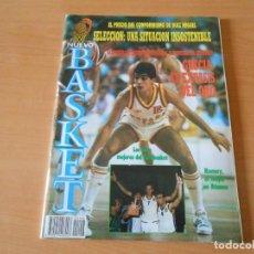 Coleccionismo deportivo: REVISTA NUEVO BASQUET, Nº 158, JULIO 1987, SELECCIÓN: UNA SITUACION INSOSTENIBLE. Lote 151488398