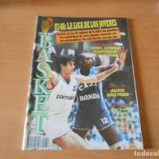 Coleccionismo deportivo: REVISTA NUEVO BASQUET, Nº 159, SEPTIEMBRE 1987, 87-88 LA LIGA DE LOS JOVENES. Lote 151489202