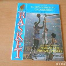 Coleccionismo deportivo: REVISTA NUEVO BASQUET, Nº 61, 24 MARZO 1982, 87-88 NATE DAVIS: BASKET Y DIOS. Lote 151489646