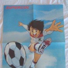 Coleccionismo deportivo: POSTER SUPERGOL/OLIVER Y BENJI/ DE AS. . Lote 151507190
