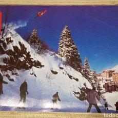 Coleccionismo deportivo: CATALOGO 2005-BURTON-TODO EN SNOW TABLAS,EQUIPAMIENTO,ROPA ETC... Lote 151534605