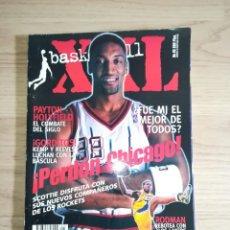 Coleccionismo deportivo: MICHAEL JORDAN & SCOTTIE PIPPEN - REVISTA ''XXL BASKET'' Nº 45 (1998) - NBA - CON PÓSTER. Lote 152296442