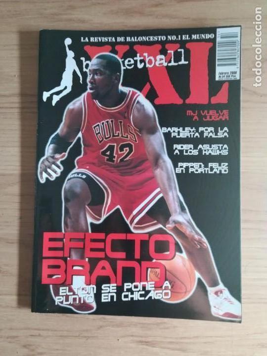 REVISTA BALONCESTO XXL BASKETBALL.Nº 54, ELTON BRAND (Coleccionismo Deportivo - Revistas y Periódicos - otros Deportes)