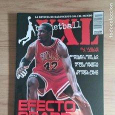 Coleccionismo deportivo: REVISTA BALONCESTO XXL BASKETBALL.Nº 54, ELTON BRAND. Lote 152297182
