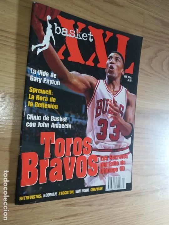 MICHAEL JORDAN & CHICAGO BULLS - REVISTA ''XXL BASKET'' NO. 31 (1998) - NBA (Coleccionismo Deportivo - Revistas y Periódicos - otros Deportes)