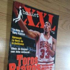 Coleccionismo deportivo: MICHAEL JORDAN & CHICAGO BULLS - REVISTA ''XXL BASKET'' NO. 31 (1998) - NBA. Lote 152297570